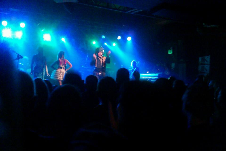 Adam Ant & the Good, The Mad, & The Lovely Posse Review, Oxford, November 17th 2011 (1/5)