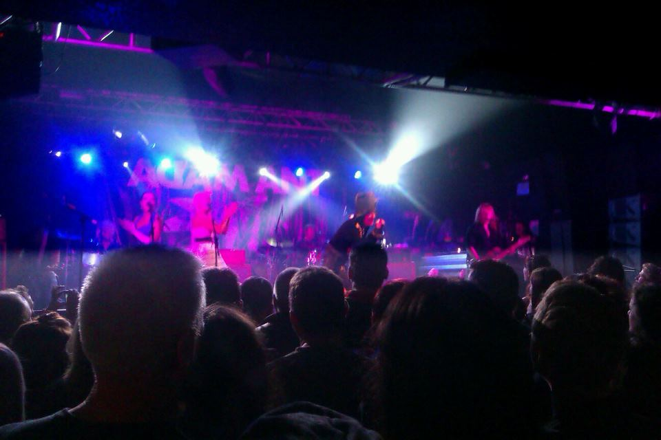 Adam Ant & the Good, The Mad, & The Lovely Posse Review, Oxford, November 17th 2011 (2/5)