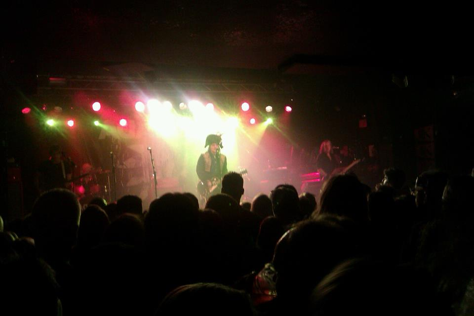 Adam Ant & the Good, The Mad, & The Lovely Posse Review, Oxford, November 17th 2011 (3/5)