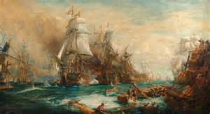 The Battle of Trafalgar, 21 October 1805 www.bbc.co.uk