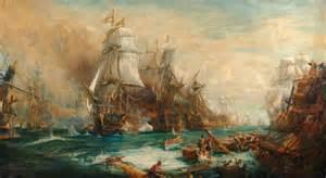 The Battle of Trafalgar, 21 October 1805 www.bbc.co.uk