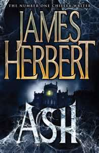 James Herbert's latest and last novel, Ash, courtesy of www.panmacmillan