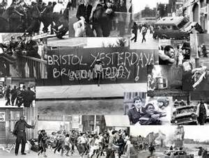 Brixton Riots of '81 courtesy of www.blingcheese.com
