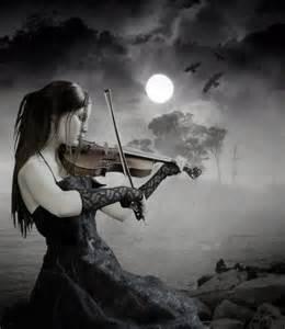 Gothic Violinist