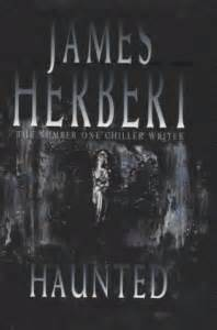 Haunted by James Herbert. Picture courtesy of www.thebigbookreview.jki2.com