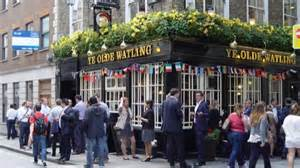 City Types and London Pub