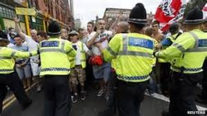 EDL Protests
