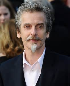 Peter Capaldi, the 12th Doctor