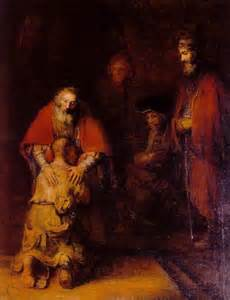 Rembrandt-The Return of the Prodigal Son