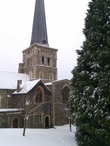 St Mary's Church and Spire