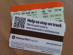 Train Tickets Price Hikes