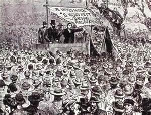 Political Rally