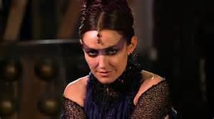 Orla Brady playing Tasha Lem in Doctor Who