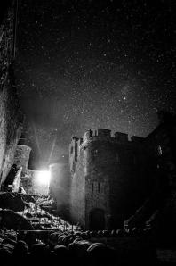 Eilean Donan Castle at Night by Craig Urquhart