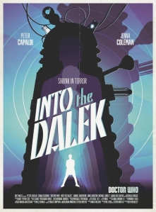Into the Dalek by Stuart Manning