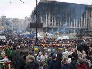 Ukraine unrest: Crimea tensions mount (© Gleb Garanich/Reuters) news.in.msn.com