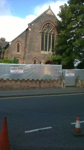 117 year old Methodist Church now no more taken by the author Darren Greenidge (c)