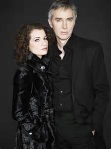 Alexander Ahndoril and Alexandra Coelho Ahndoril aka Lars Kepler