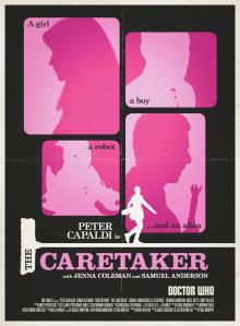 Doctor Who - The Caretaker by Stuart Manning