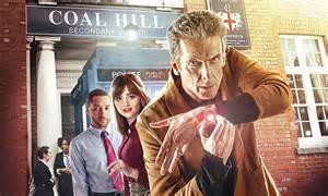 Doctor Who: The Caretaker Picture courtesy of www.radiotimes.com