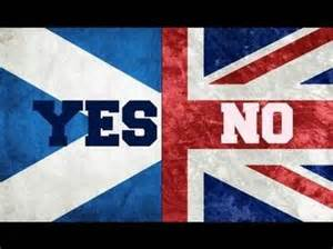 Will Scotland vote YES or NO for on September 18th, 2014?