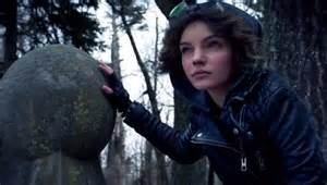 Camren Bicondova as Selina Kyle: 'Gotham' TV Show courtesy of comicbook.com