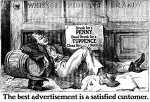 Drunk for a Penny