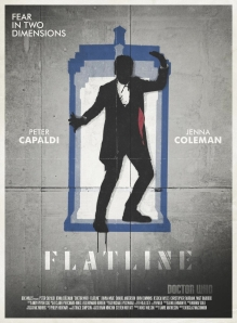 Doctor Who: Flatline by Stuart Manning
