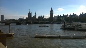 Houses of Parliament by Darren Greenidge