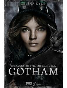 Selina Kyle Gotham TV Series Character Posters - FOX TV