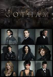 Cast of Gotham TV Show Fox www.comicbookbrain.com
