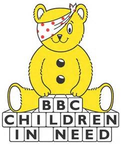 Children in Need - Pudsey the Bear Picture courtesy of hudsonesc.org