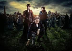 Doctor Who - Death in Heaven - BBC promo picture