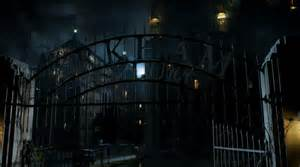 "Gotham Season 1, Episode 4, ""Arkham"" www.soundonsight.org"