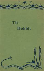 The Hobbit by JRR Tolkien Picture courtesy of www.tolkienbooks.net