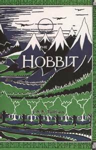 The Hobbit by J.R.R. Tolkien Picture courtesy of blogs.slj.com