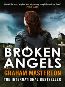 Broken Angels: Katie Maguire Series (Book 2) Picture courtesy of www.waterstones.com