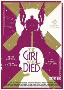 The Girl Who Died by Stuart Manning (5)
