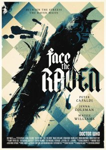 Face the Raven by Stuart Manning