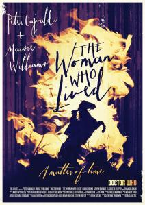 The Woman Who Lived by Stuart Manning