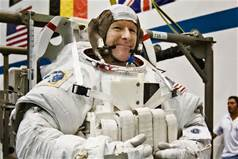 Commander Tim Peake courtesy of the Times.co.uk