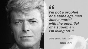 David Bowie 1947-2016 - BBC News