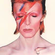 David Bowie as Ziggy Stardust Picture credit unknown