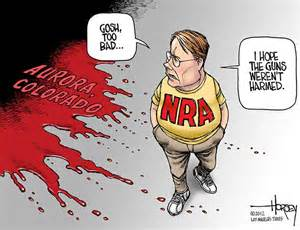 Gun Debate.com has Five Outrageous Anti-NRA Cartoons - Eagle Rising eaglerising.com