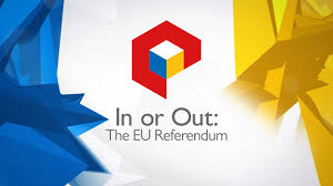 EU Referendum Vote Picture courtesy of the BBC