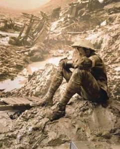 Devastation picture by unknown